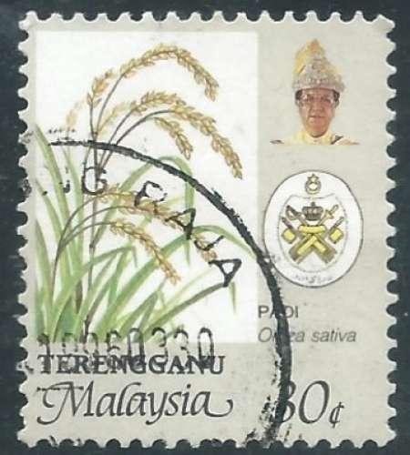 Malaisie - Trengganu - YT 0127 (o)