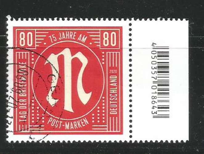 RFA 2020 - YT n° 3343 - Journée du timbre