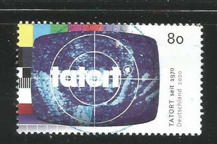 RFA 2020 - YT n° 3349 - Télé