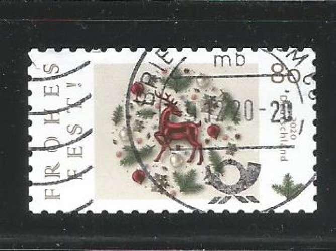 RFA 2020 - YT n° 3351 - Cerf