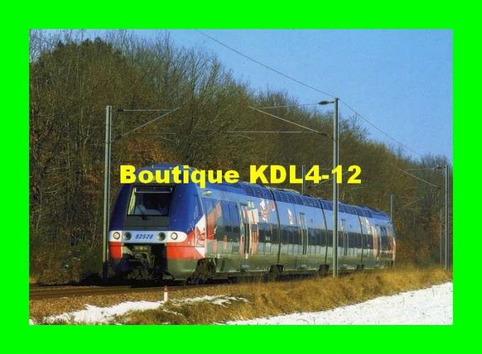 ACACF 157 - Autorail bi-mode B 82528 vers COULOMBIERS - Vienne - SNCF