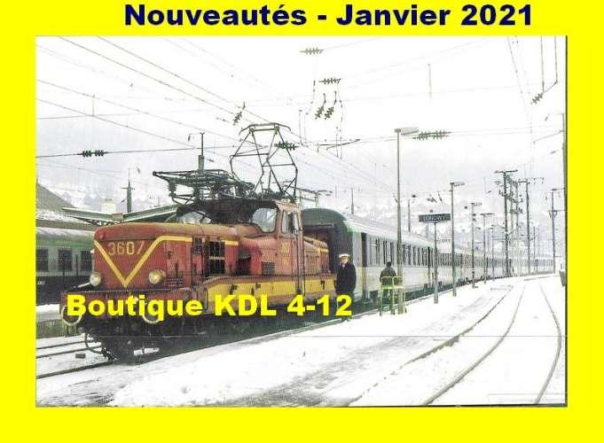 *ACACF 662 à 687 - Lot de 26 cartes postales ferroviaires