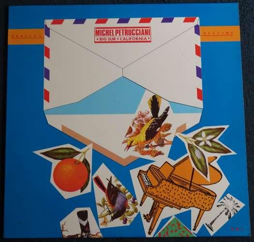 France 1983  Vinyle LP Album Michel Petrucciani Oracle's destiny - Big sur California Owl 032