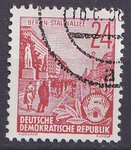 Allemagne 1954 Y&T 155 oblitéré
