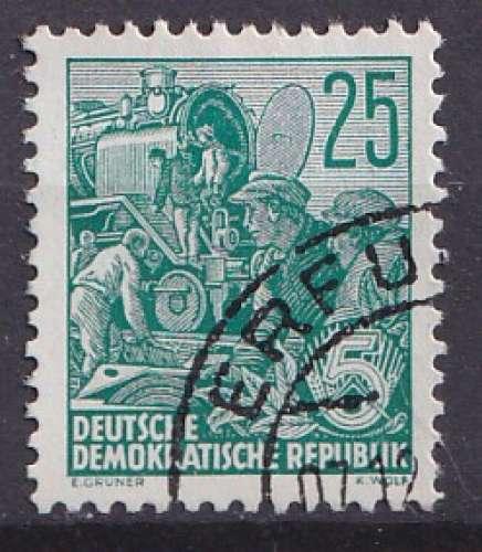 Allemagne 1954 Y&T 156 oblitéré