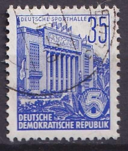 Allemagne 1954 Y&T 158 oblitéré