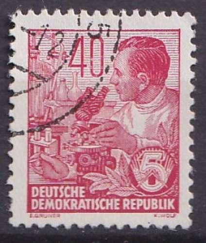 Allemagne 1954 Y&T 158A oblitéré