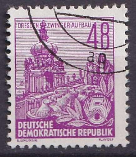 Allemagne 1954 Y&T 159 oblitéré