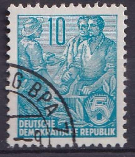 Allemagne 1955 Y&T 190 oblitéré