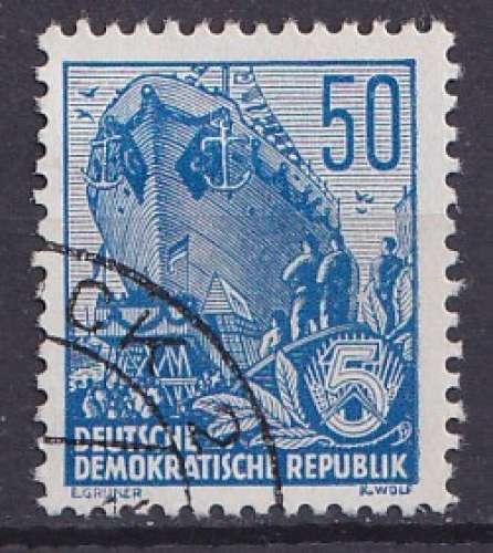 Allemagne 1955 Y&T 193 oblitéré