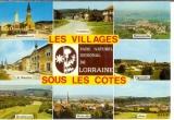miniature cpsm 55 Verdun , ww1 , les villages sous les combles , vierge