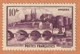 miniature France -  Y&T 500 ** - Château d'Angers