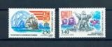 Andorre 416 417 1/4 de cot europa 1992 découverte des Amériques neuf ** TB MNH SIN CHARNELA cote 18