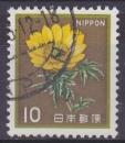 miniature JAPON 1982 OBLITERE N° 1429 fleurs