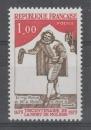 miniature TIMBRE NEUF DE FRANCE - TRICENTENAIRE DE LA MORT DE MOLIERE N° Y&T 1771