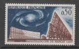 miniature TIMBRE NEUF DE FRANCE - RADIOTELESCOPE DE NANCAY N° Y&T 1362