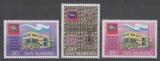 miniature SERIE NEUVE DE SAINT-MARIN - CONGRES DE L´UNION DE LA PRESSE PHILATELIQUE ITALIENNE N° Y&T 784 A 786