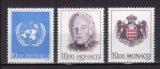 miniature Monaco - N° 1885 à 1887 ** (timbres du BF 62)