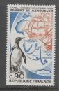 miniature TIMBRE NEUF DE FRANCE - 200E ANNIVERSAIRE DE LA DECOUVERTE DES ILES CROZET ET KERGUELEN N° Y&T 1704