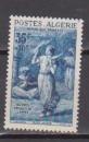 miniature ALGERIE    N° 348                NEUF SANS CHARNIERE