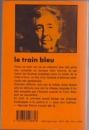 miniature Agatha Christie - Le Train Bleu - Bon état . 2 scans.