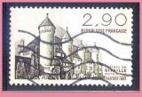 miniature France Oblitéré Yvert N°2232 Château RIPAILLE 1982