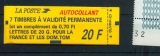 miniature France carnet 1503 1/4 de cote FERME neuf ** TB COTE 37