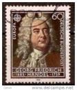miniature Allemagne - Europa 1985 - Musique - Haendel - YT 1000