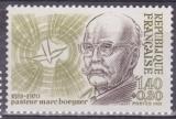 FRANCE 2153 - Pasteur Marc Boegner, penseur et écrivain