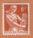 France - Y&T 1115 ** - TB - Type Iris