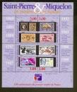 Saint Pierre et Miquelon BF  6 philexfrance 99 neuf ** TB MNH sin charnela cote 11.5