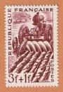 France - Y&T 823 ** - Métiers - agriculteur