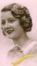 miniature Cpa carte fantaisie vive Sainte Catherine jolie jeune femme