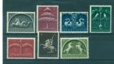 miniature Pays-Bas - Série des Symboles - nr 393 / 401 *