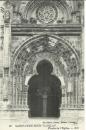 miniature 89 SAINT PERE SOUS VEZELAY  Le porche de l'église