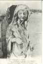 miniature 89 VEZELAY  Statue de sainte Madeleine tribune du Narthex