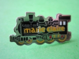 miniature Pin's TRAIN MARIE CLAIRE