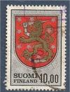 miniature FINLANDE 1974 : yt 708 Oblitéré/Used