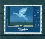 miniature Belgique - Arts - Peinture - René Magritte - TP : 2755  / Nef ** MNH