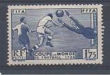 miniature N° 396 * FOOTBALL / COUPE DU MONDE 1938