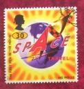 GB 1995 Science Fiction 30p YT 1823 / SG 1879