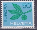 SUISSE 758 - EUROPA