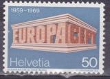 SUISSE 833 - EUROPA