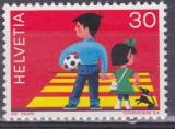 SUISSE 839 - Les enfants et la circulation routière