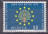 SUISSE 867 - Année de la Nature
