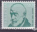 SUISSE 887 - Médecins et hommes de sciences célèbres - Auguste Forel