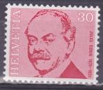 SUISSE 888 - Médecins et hommes de sciences célèbres -  Jules Gonin
