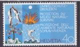 SUISSE 908 - Protection du milieu naturel