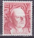 SUISSE 1081 - Peintres et écrivains célèbres - Paul Klee