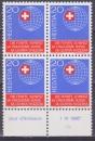 SUISSE 774 - Centenaire de l'Organisation des Suisses à l'étranger